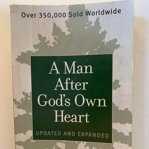 A Man After God's Own Heart Jim George